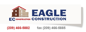 Eagle Construction Logo